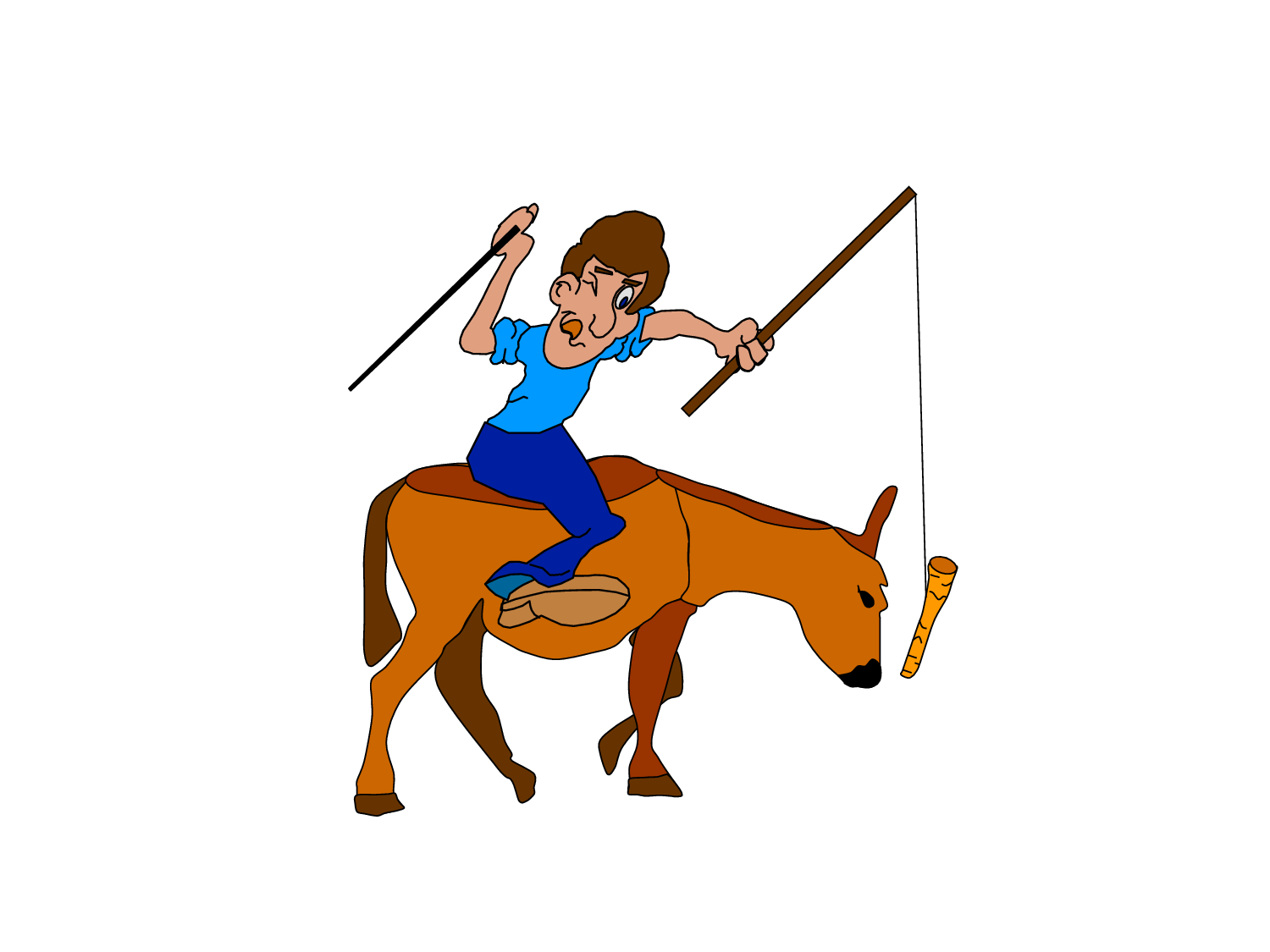 carrot and stick donkey  u00ab earthfit free bingo clip art free bing clip art to copy and paste