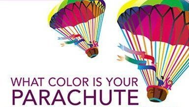 100 Ways of EarthFit- Day 37: What Color is Your Parachute? « EarthFit